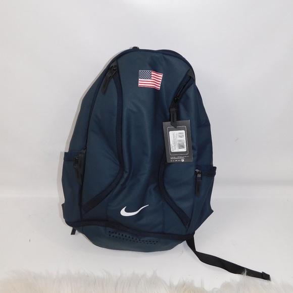 1f855321b642 NWT NIke Backpack athlete USA American flag